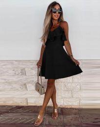 Фустан - код 2739 - црна
