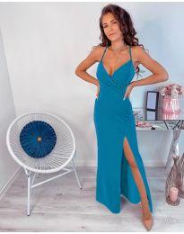 Фустан - код 600 - светло сина