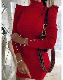 Фустан - код 8484 - црвена