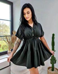 Фустан - код 8889 - црна