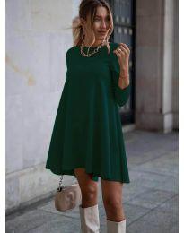 Фустан - код 371 - путер зелена