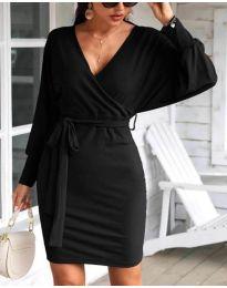 Фустан - код 1197 - црна