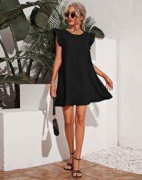 Фустан - код 6261 - црна