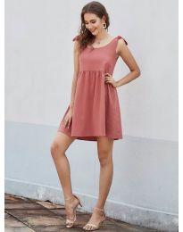 Фустан - код 2255 - портокалова