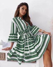 Фустан - код 1481 - зелена
