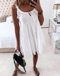Фустан - код 2540 - бела