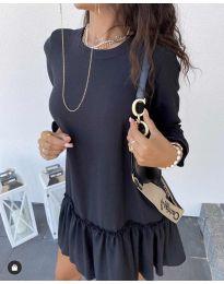 Фустан - код 2078 - црна