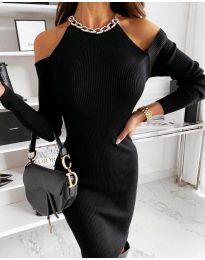 Фустан - код 0300 - црна