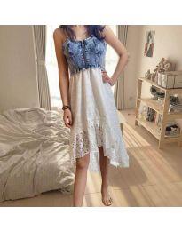 Фустан - код 0717 - бела