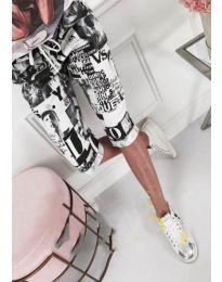 Панталони - код 110 - шарена