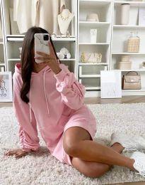 Фустан - код 2949 - розова