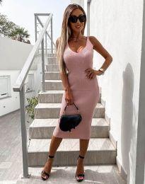 Фустан - код 2960 - розова