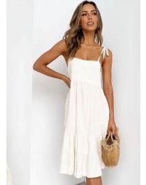 Фустан - код 630 - бело