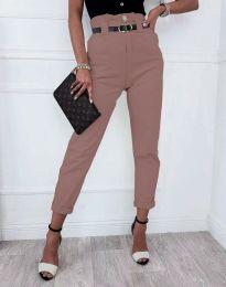 Панталони - код 4655 - розова
