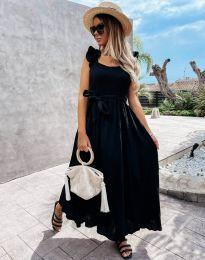 Фустан - код 4806 - црна