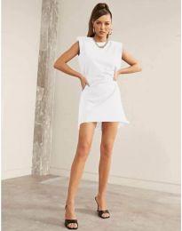 Фустан - код 625 - бело