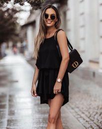 Фустан - код 2104 - црна