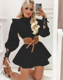 Фустан - код 44589 - 1 - црна