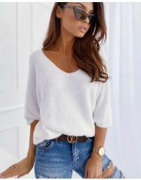 Блуза - код 901 - бело