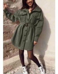 Фустан - код 0707 - путер зелена
