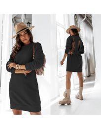 Фустан - код 129 - црна