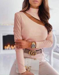 Блуза - код 11490 - праска