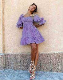 Фустан - код 4791 - 1 - виолетова