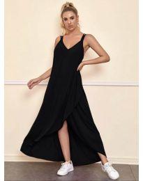 Фустан - код 3083 - црна