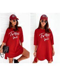 Фустан - код 0522 - црвена