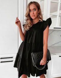 Фустан - код 2666 - црна