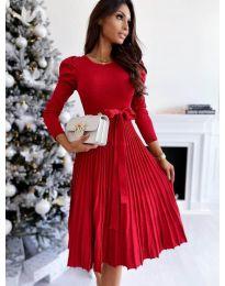 Фустан - код 3939 - црвена