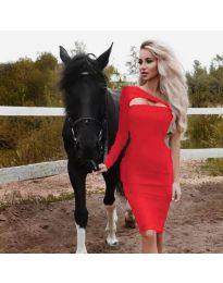 Фустан - код 955 - црвена