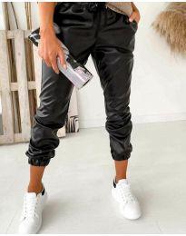 Панталони - код 1291 - црна