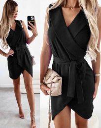 Фустан - код 7793 - црна