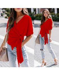 Блуза - код 0009 - црвена