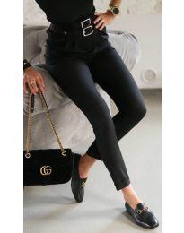 Панталони - код 317 - црна