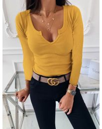 Блуза - код 875 - окер