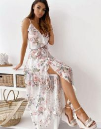 Фустан - код 4800 - 2 - шарена