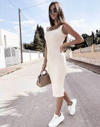 Фустан - код 5964 - бело