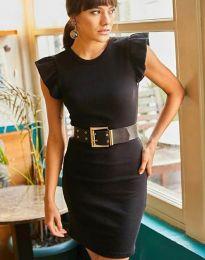 Фустан - код 6155 - црна