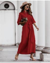 Фустан - код 0900 - црвена