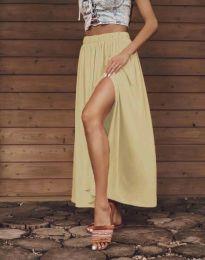 Сукња - код 0849 - кремова