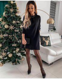 Фустан - код 1042 - црна