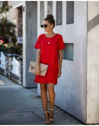 Фустан - код 253 - црвена