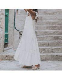 Фустан - код 9036 - бело