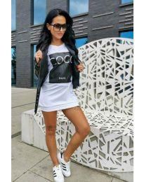 Фустан - код 230 - 1 - бела