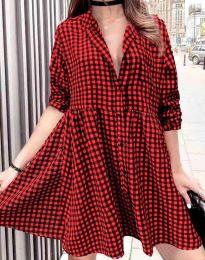 Фустан - код 2401 - црвена