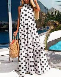 Фустан - код 0288 - 2 - бела