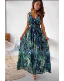 Фустан - код 736 - зелена