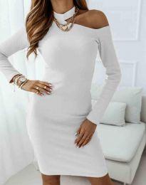 Фустан - код 0984 - 1 - бела